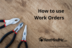 Maintenance management made easy with RentMindMe