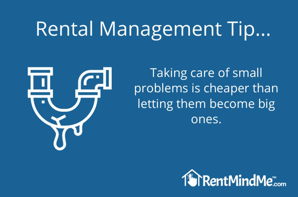 RentMindMe 7 Rental Management Tips