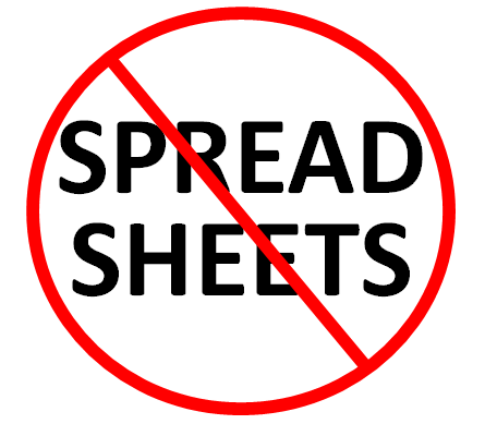 Stop using spreadsheets to manage your rentals